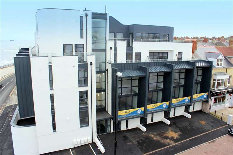 2 Bedrooms Apartment Flat for sale in Empire Court, Whitley Bay, Tyne & Wear, NE26