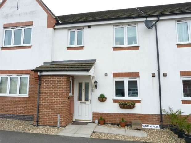 3 Bedrooms Terraced House for sale in Lutterworth