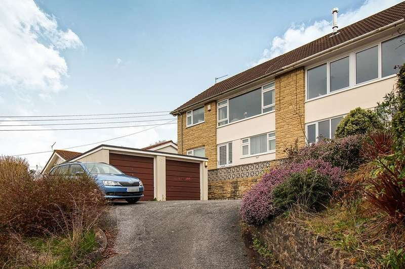 3 Bedrooms Semi Detached House for sale in Nore Road, Portishead, Bristol, BS20