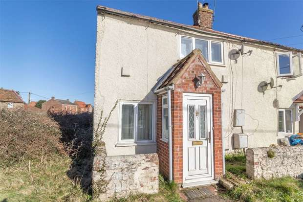3 Bedrooms Semi Detached House for sale in 2 Horns Row, Hempton
