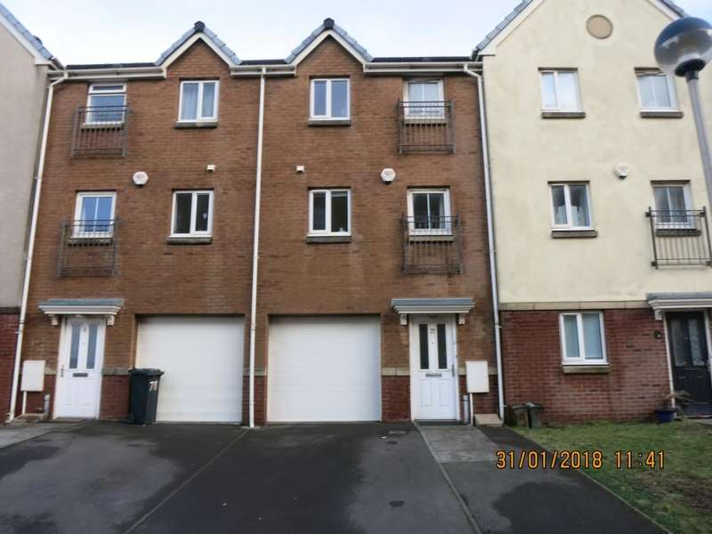 3 Bedrooms Terraced House for sale in Jersey Quay, Aberavon, Port Talbot.