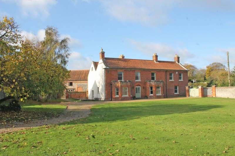 6 Bedrooms Detached House for rent in Holt, Weybourne NR25