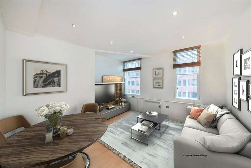 1 Bedroom Flat for sale in The Old Fire Station, 244 Shepherds Bush Road, London