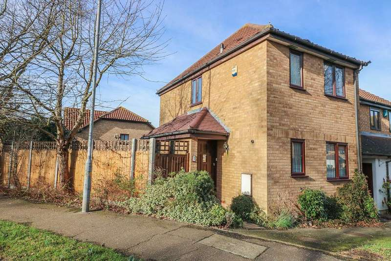 2 Bedrooms End Of Terrace House for sale in Robinia Close , Steeple View , Laindon SS15