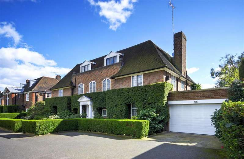 8 Bedrooms Detached House for sale in Turner Drive, NW11