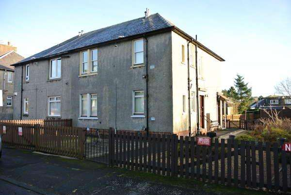 2 Bedrooms Flat for sale in 4 Reed Street, Strathaven, ML10 6NE