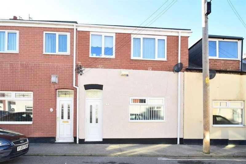 3 Bedrooms Cottage House for sale in Castlereagh Street, Silksworth, Sunderland