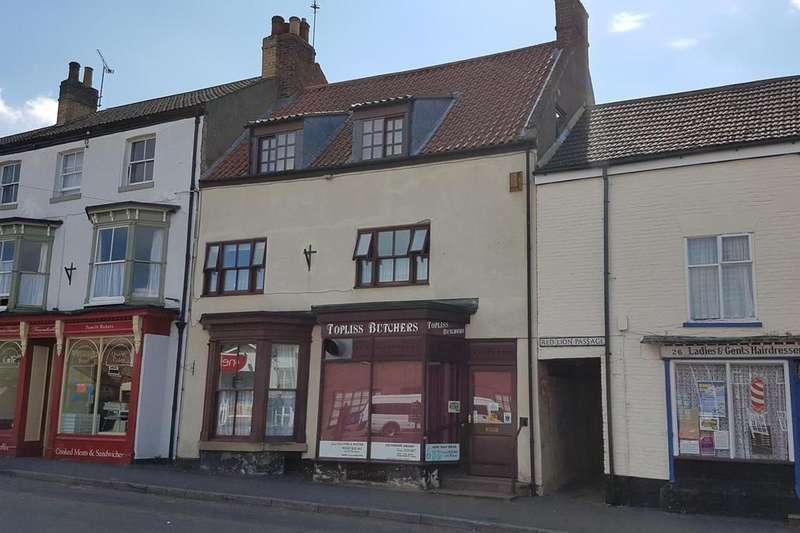5 Bedrooms House for sale in High Street, Kirton Lindsey, Gainsborough, Lincolnshire, DN21