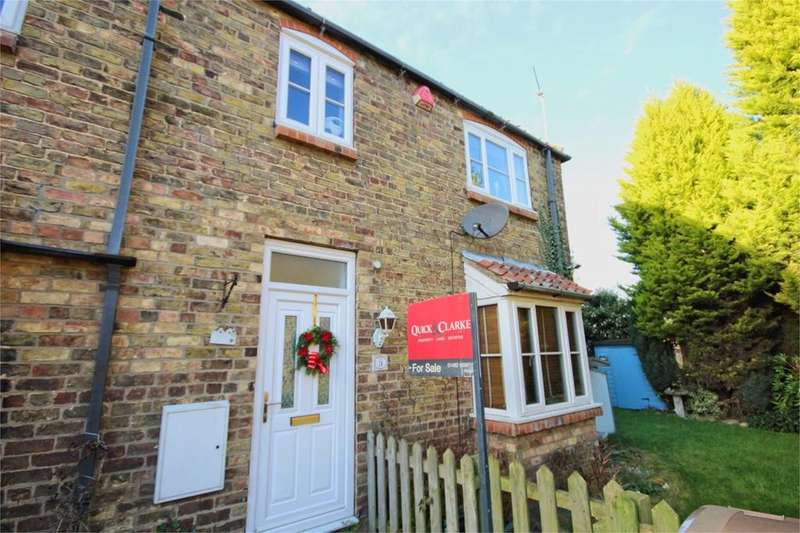 2 Bedrooms Cottage House for sale in Milestone Court, North Cave, Brough, HU15