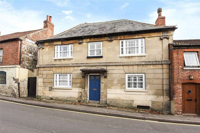 4 Bedrooms Terraced House for sale in Church Street, Market Lavington, Wiltshire