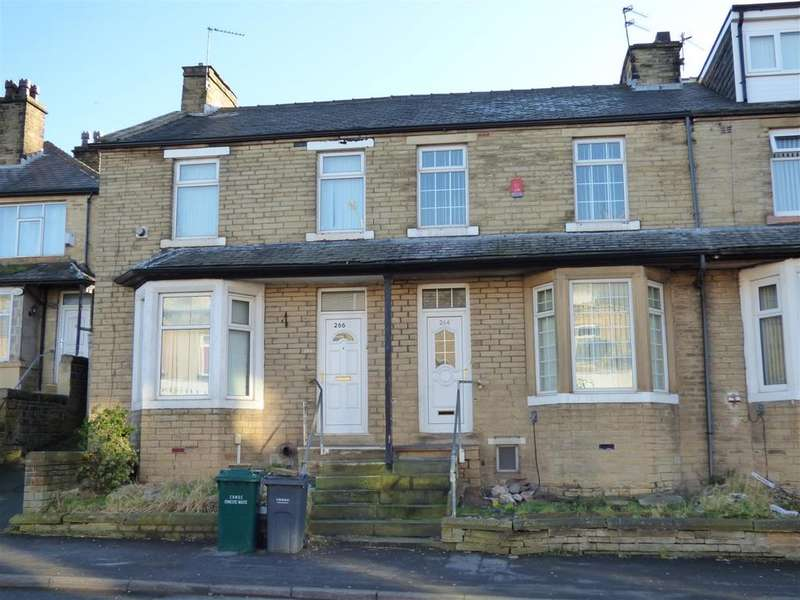 3 Bedrooms Terraced House for sale in Otley Road, Undercliffe, Bradford, BD3 0JH
