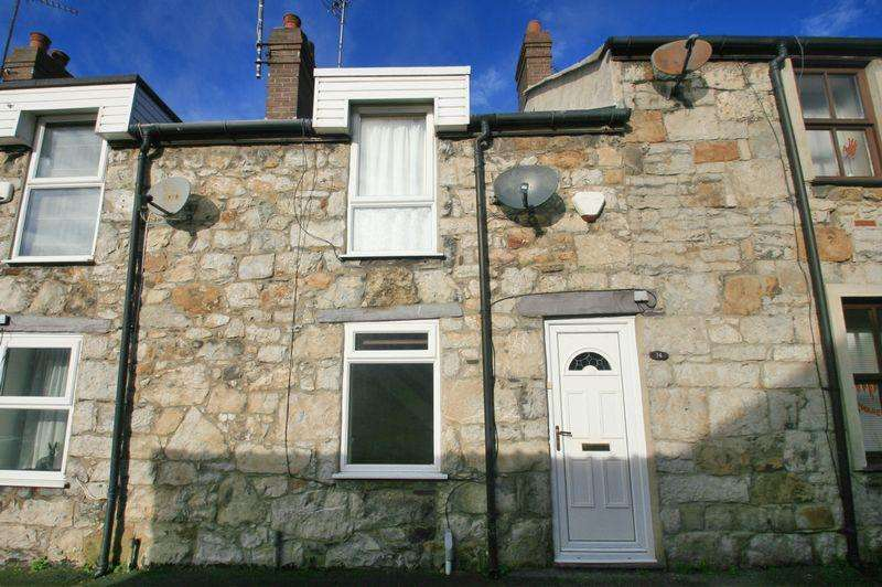 2 Bedrooms Cottage House for sale in Bangor, Gwynedd