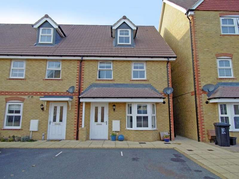4 Bedrooms End Of Terrace House for sale in Portslade Mews Portslade East Sussex BN41