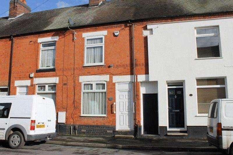 3 Bedrooms Terraced House for sale in Duke Street, Nuneaton, CV11 5PZ