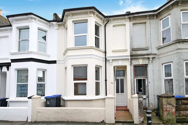 3 Bedrooms Terraced House for sale in Clifton Road, Worthing BN11 4DP