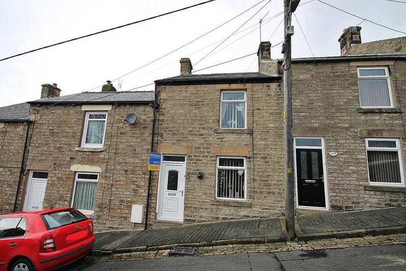 2 Bedrooms Terraced House for sale in Martin Street, Stanhope, Bishop Auckland