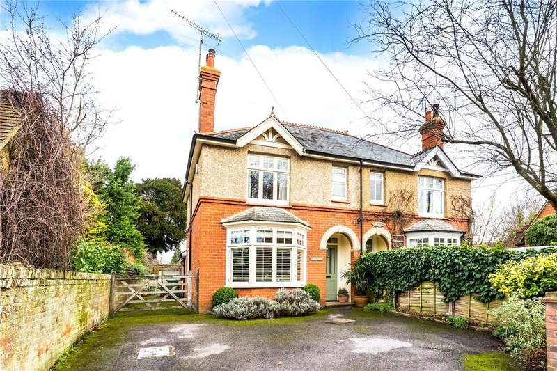 3 Bedrooms Unique Property for sale in The Yews, Dippenhall Street, Crondall, Farnham, GU10