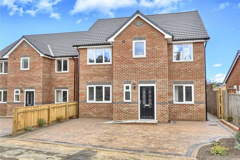 4 Bedrooms Detached House for sale in Fernwood, Coulby Newham