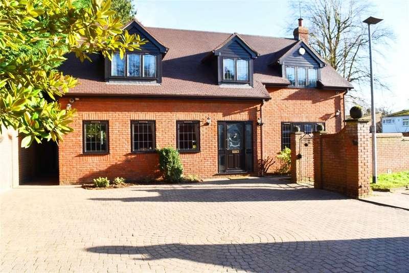 4 Bedrooms Detached House for sale in Copper Beech Way, Leighton Buzzard