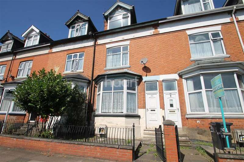 4 Bedrooms Terraced House for rent in East Park Road, North Evington