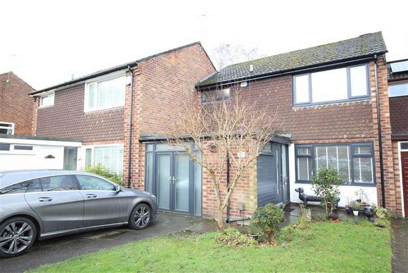 3 Bedrooms Link Detached House for sale in Hampton Road, Chorlton