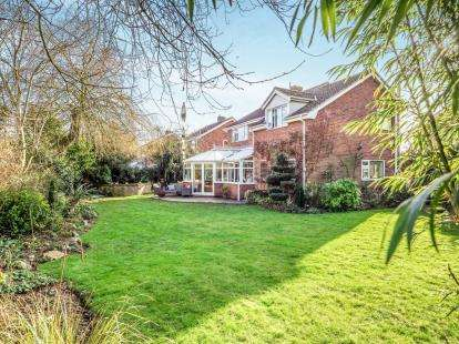 4 Bedrooms Detached House for sale in Salhouse, Norwich, Norfolk