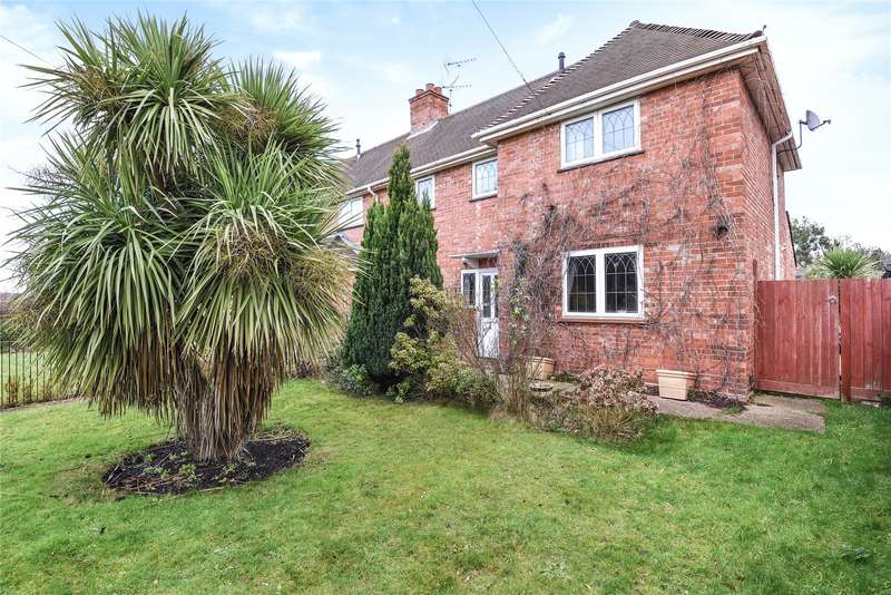 3 Bedrooms Semi Detached House for sale in Roebuck Estate, Binfield, Berkshire, RG42