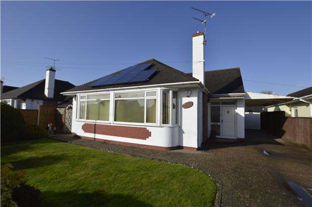 3 Bedrooms Detached Bungalow for sale in Robel Avenue, Frampton Cotterell BS36 2BY
