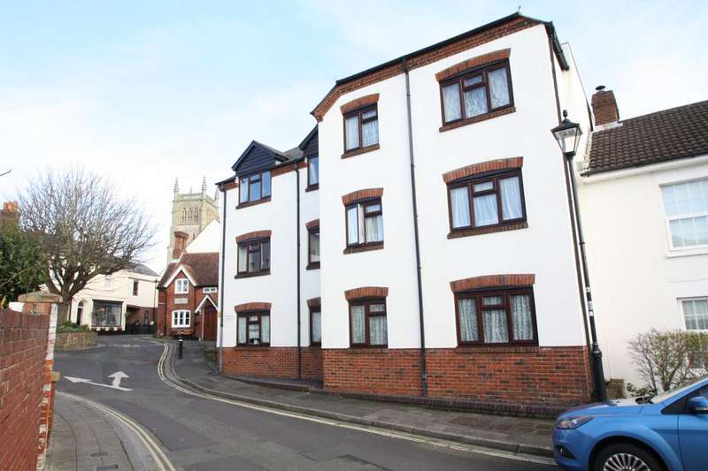 1 Bedroom Retirement Property for sale in Church Road, Alverstoke, Gosport PO12