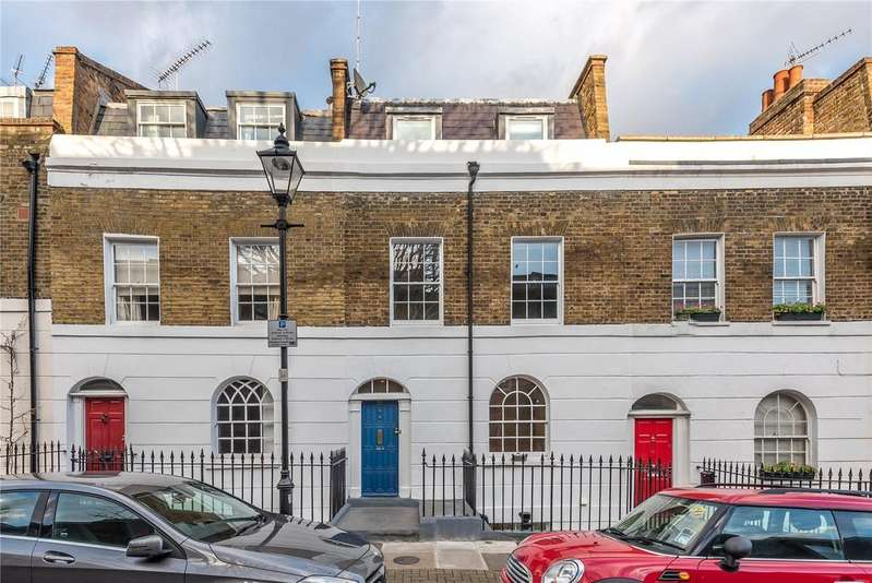 3 Bedrooms Terraced House for sale in Elia Street, Islington, London, N1
