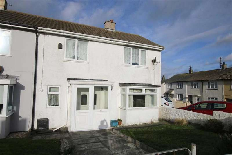 3 Bedrooms Detached House for sale in Ffordd Tudur, Holyhead, Anglesey, LL65