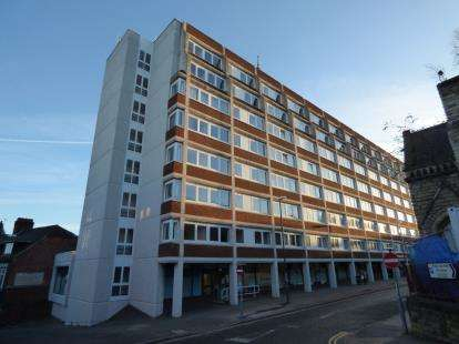 2 Bedrooms Flat for sale in Prosperity House, Gower Street, Derby, Derbyshire