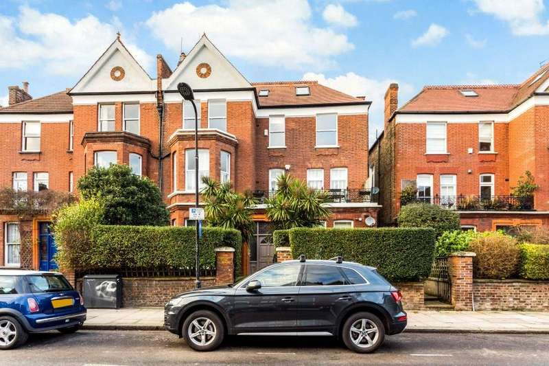 4 Bedrooms Maisonette Flat for sale in Canfield Gardens, South Hampstead, London, NW6