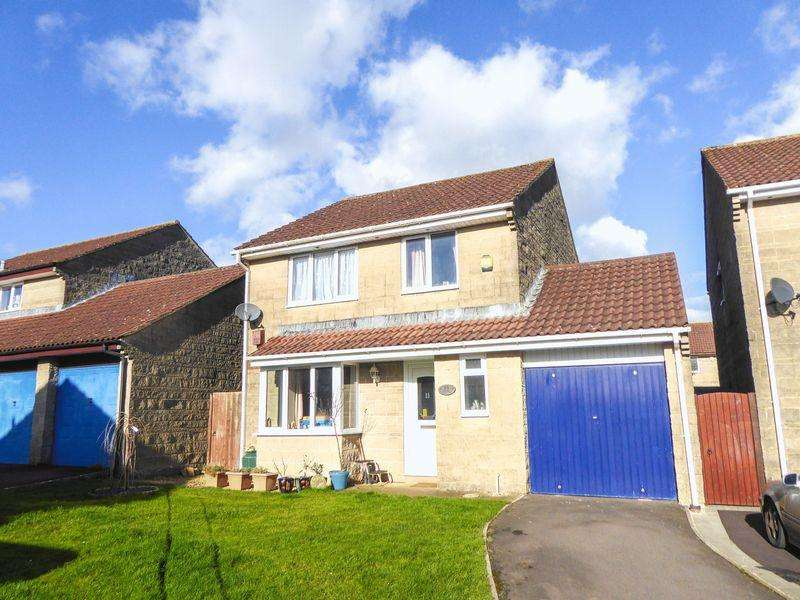4 Bedrooms Detached House for sale in Hyatt Place, Shepton Mallet