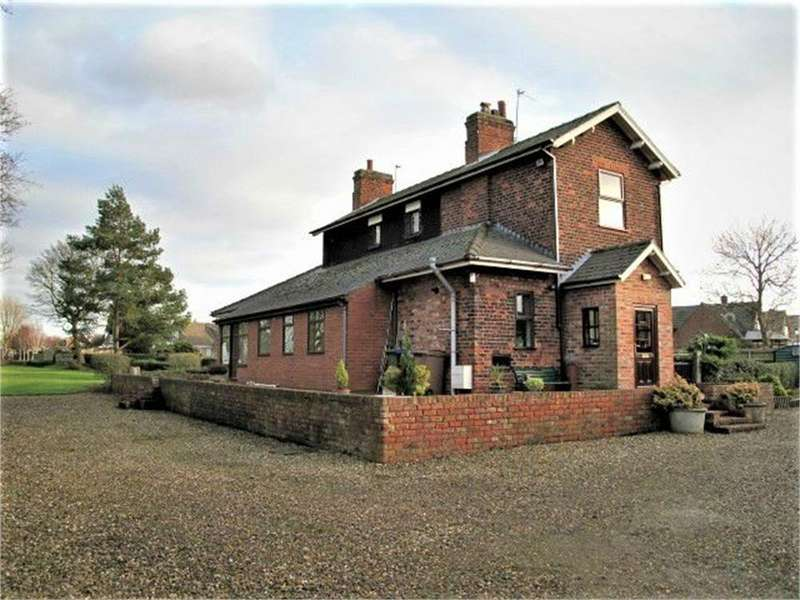 3 Bedrooms Cottage House for sale in Station House, Station Road, Keyingham