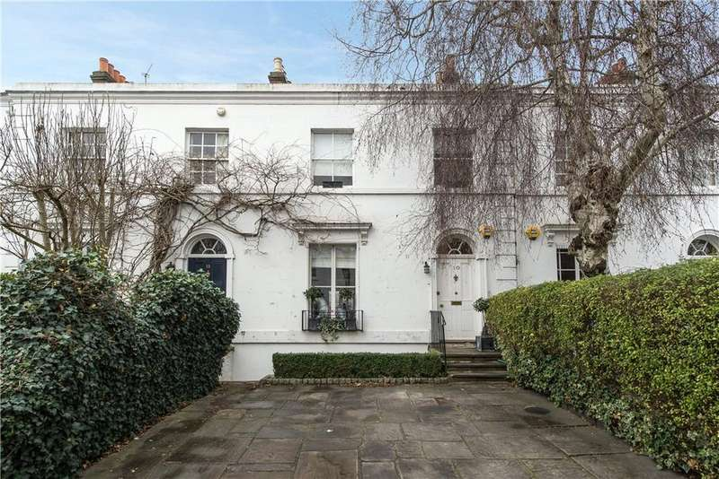 4 Bedrooms Terraced House for sale in Old Palace Lane, Richmond, TW9