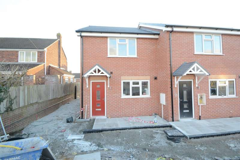 2 Bedrooms End Of Terrace House for sale in Barrons Way, Borrowash