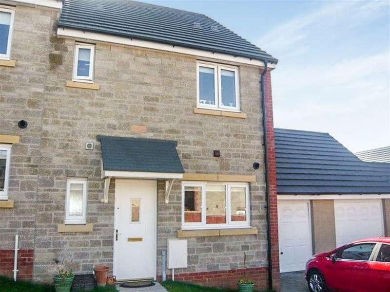 3 Bedrooms House for rent in Llys Yr Onnen, Coity, Bridgend, CF35 6FA