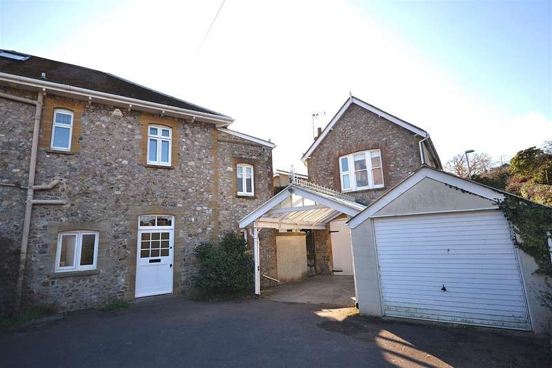 3 Bedrooms Detached House for sale in Old Lyme Road, Charmouth, Bridport