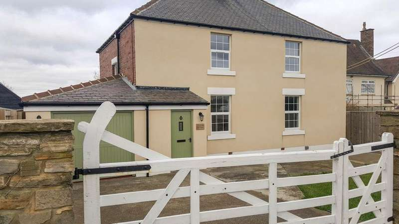 3 Bedrooms Detached House for sale in Laverick Lane, West Boldon