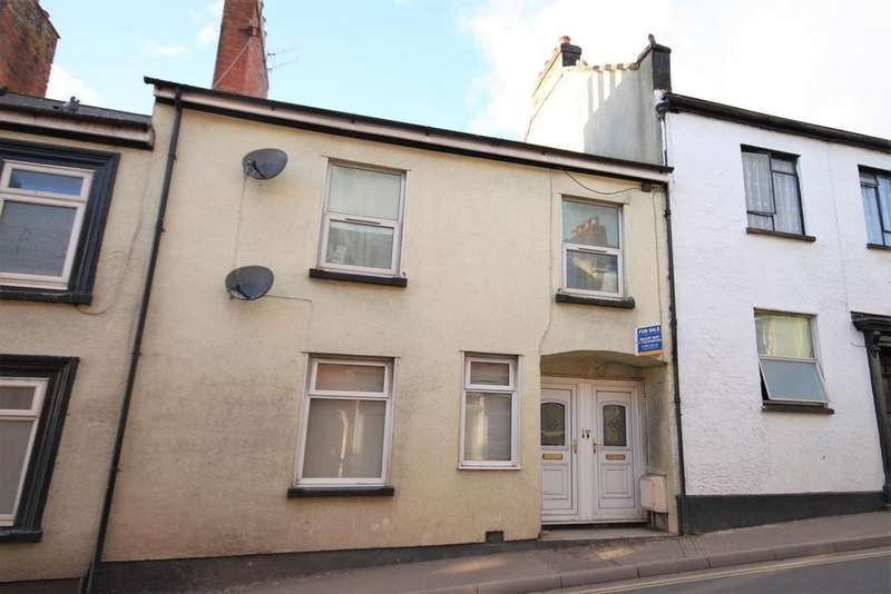 2 Bedrooms Flat for sale in Exeter Hill, Cullompton EX15