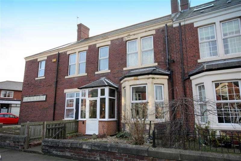2 Bedrooms Terraced House for sale in Kenilworth Road, Monkseaton, Tyne Wear, NE25