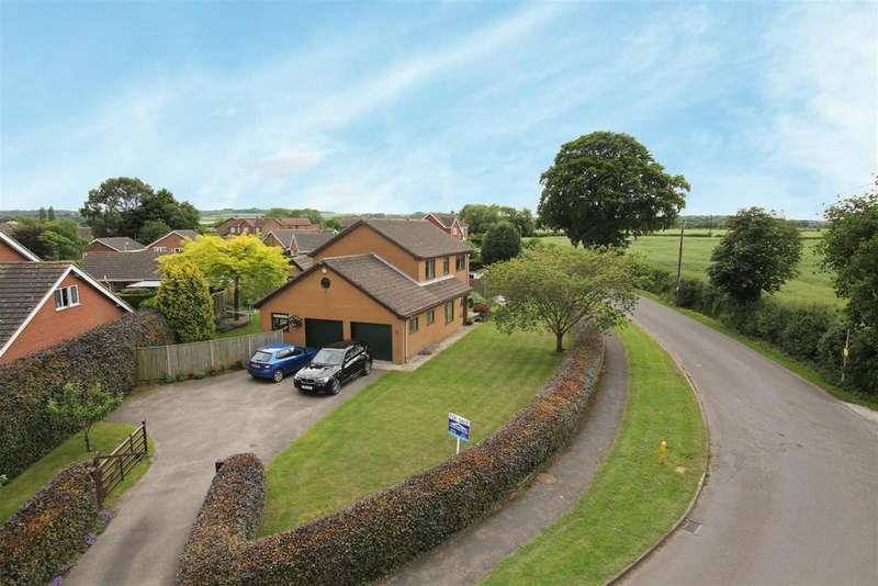 4 Bedrooms Detached House for sale in Tothby Lane, Alford