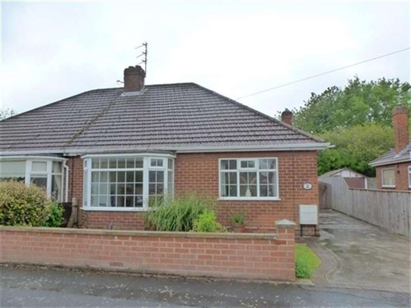 2 Bedrooms Bungalow for rent in Tollbar Avenue, New Waltham, N E Lincs