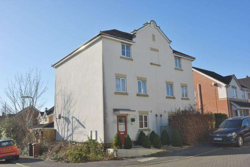 4 Bedrooms Town House for sale in Elder Crescent, Andover