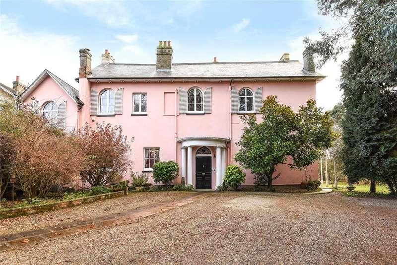 4 Bedrooms Semi Detached House for sale in High Street, Bildeston, Ipswich, IP7