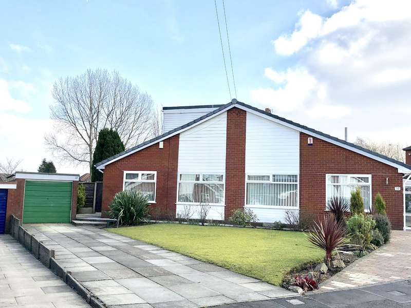 3 Bedrooms Semi Detached House for sale in Marlborough Gardens, Farnworth, Bolton, BL4 0LT