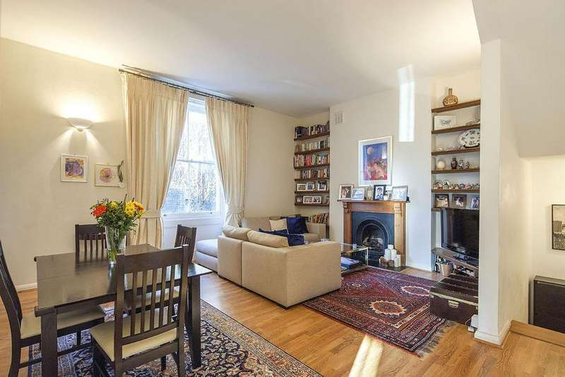 2 Bedrooms Flat for sale in Marylands Road, Maida Vale