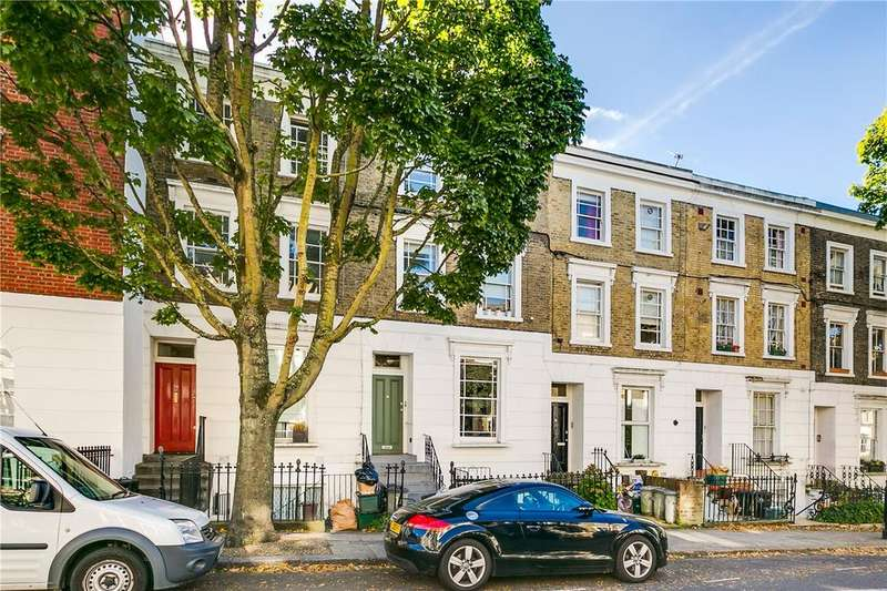 2 Bedrooms Maisonette Flat for sale in Offord Road, London, N1