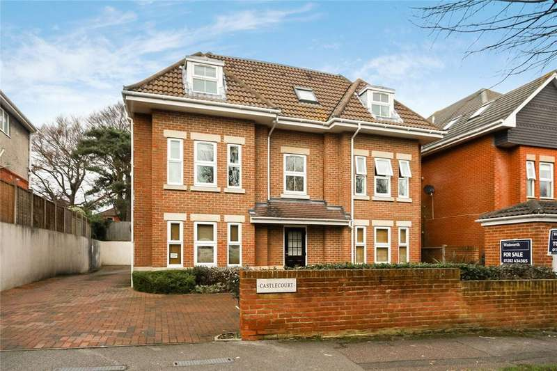 2 Bedrooms Flat for sale in Castlecourt, 8 Castlemain Avenue, Bournemouth, Dorset, BH6